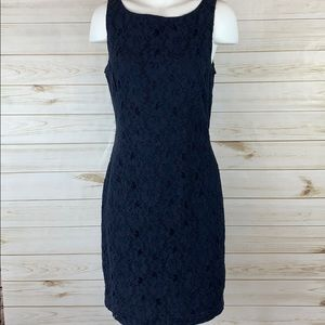 BANANA REPUBLIC~ Size 10 Navy Dress